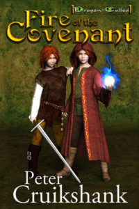 Book Cover: Fire of the Covenant