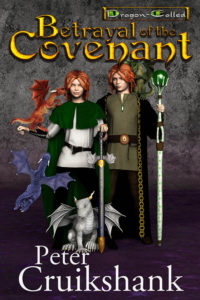Book Cover: Betrayal of the Covenant